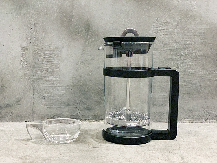 ORIGINAL FRENCH PRESS