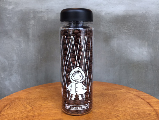 「ウママイク展」Collaboration ORIGINAL BOTTLE 500ml (KUMIKO UMAKAKEBA)