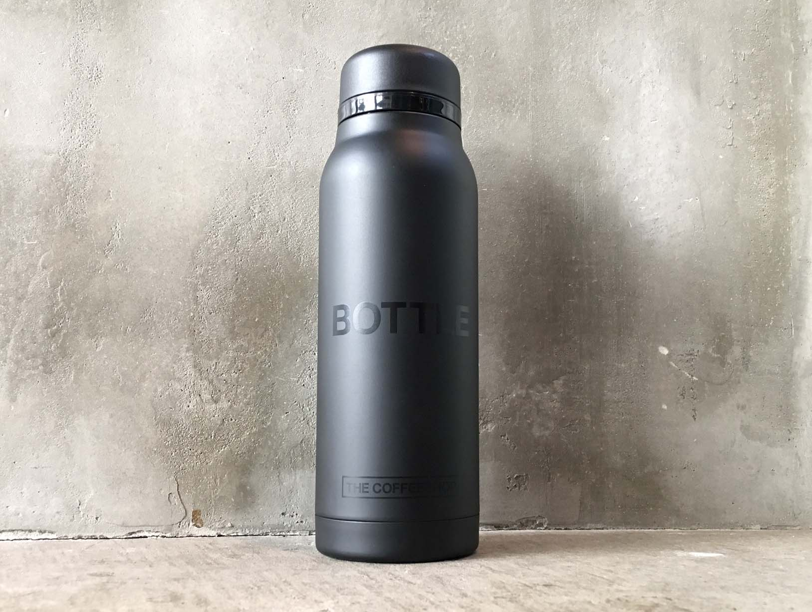 ORIGINAL BLACK STAINLESS BOTTLE 420ml