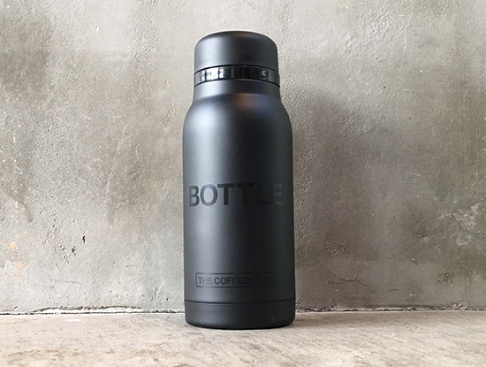 ORIGINAL BLACK STAINLESS BOTTLE 320ml
