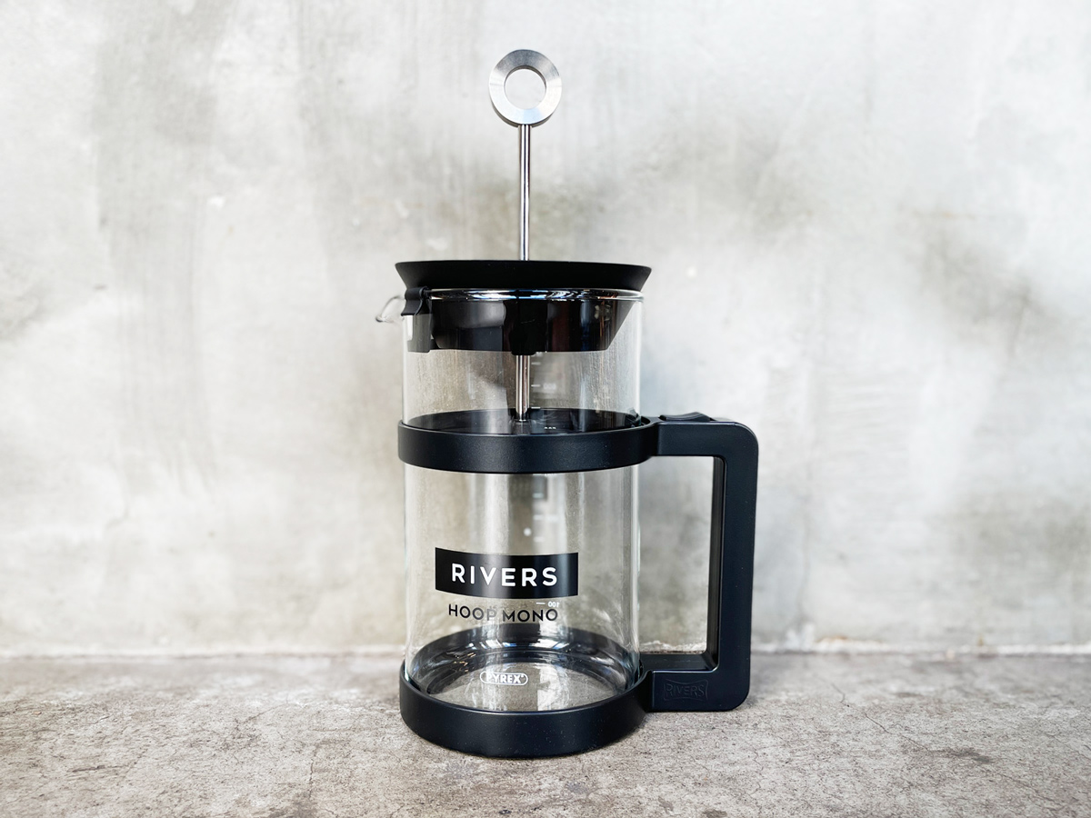 COFFEE PRESS HOOP