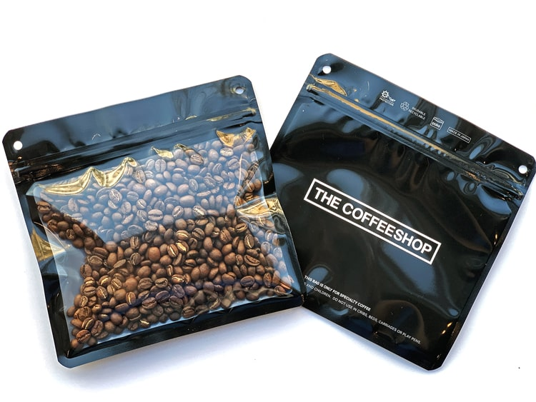 COFFEE BEANS BAG [pake]