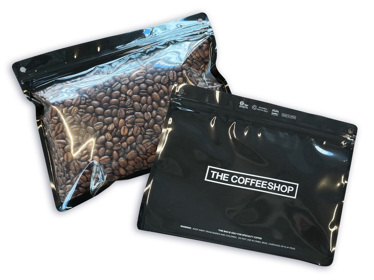 COFFEE BEANS BAG [350g]