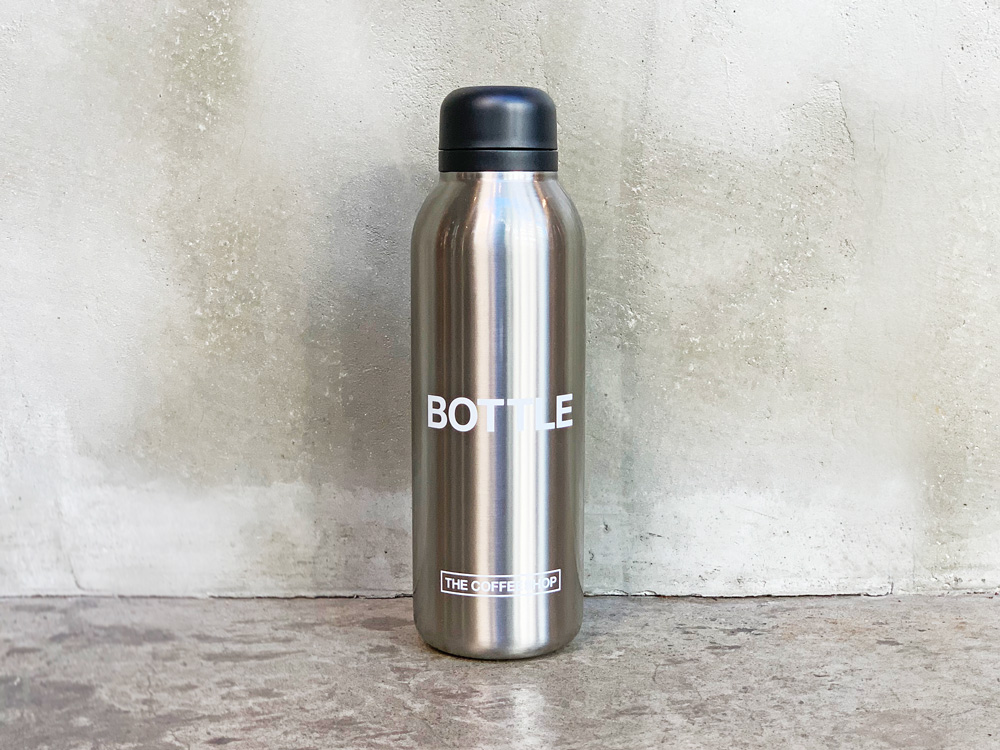 ORIGINAL STAINLESS BOTTLE 500ml 【SILVER】